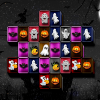 Halloween Mahjong Connect game