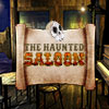 Haunted Saloon game
