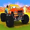 Kids Monster Truck game