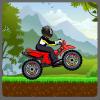 Red Motorbike Adventure game