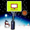 Winter Basketball Free Throws game