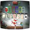 Winter Flash Solitaire game