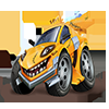 Zombie Taxi Car game