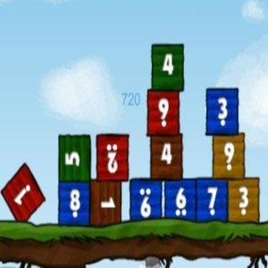 Bar Balance game