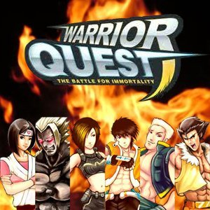 Warrior Quest game