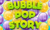 Bubble Pop Story game