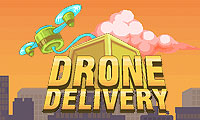 Drone Delivery game