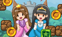 Hop Hop Princess game