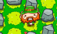 Surround the Leprechaun game