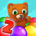 Bubble Shooter Saga 2 – Team Battle game