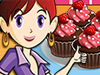 Chocolate Cupcakes: Sara's Cooking Class game