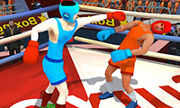 Summer Sports: Boxing game