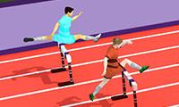 Summer Sports: Hurdles game