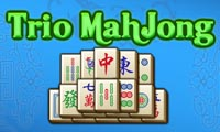 Trio Mahjong game