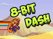 8-bit Dash game
