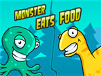 Monster Eats Food game