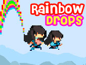 Rainbow Drops game