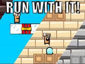 Run With It game