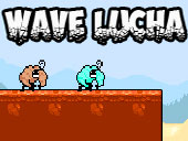 Wave Lucha game